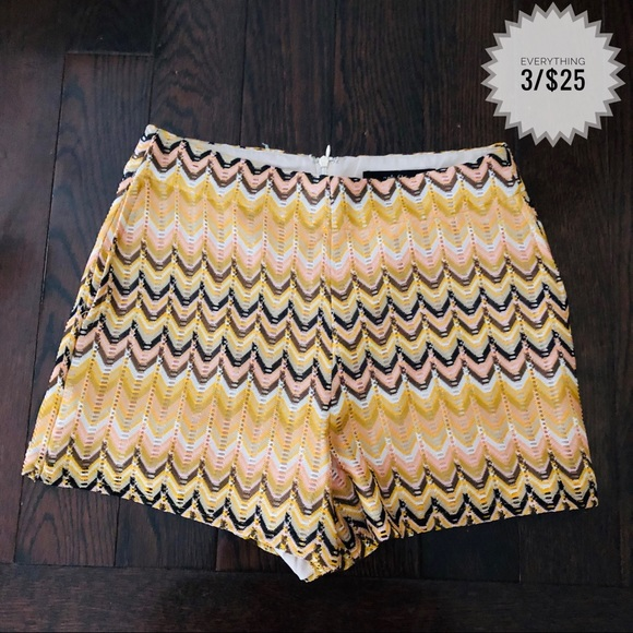 Ark & Co Pants - Women's ARK & CO. Patterned shorts